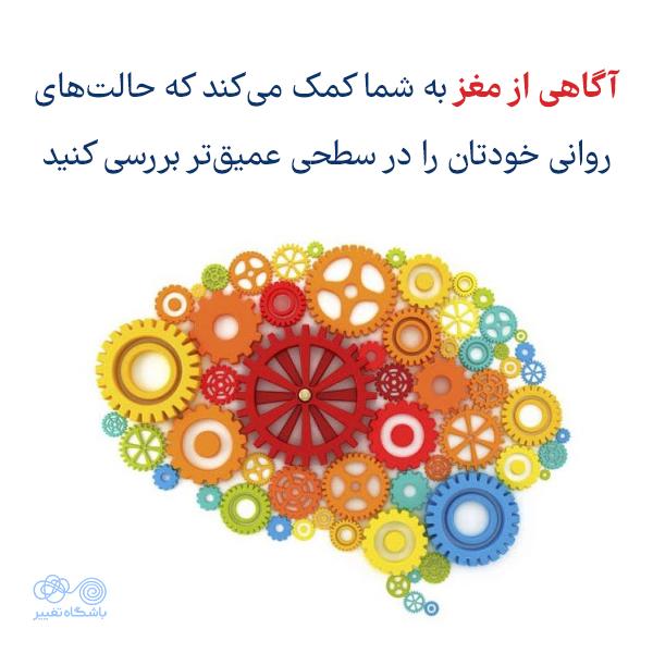 آگاهی از مغز