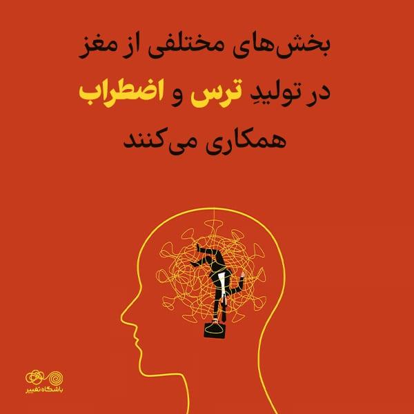 آسیب اضطراب به مغز